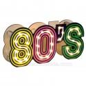 Déco années 80 à led