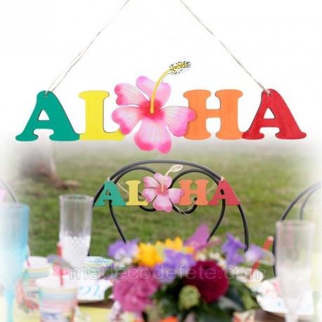 Pancarte aloha