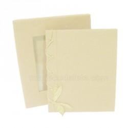 Livre d'or mariage ivoire