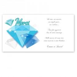 Remerciement diamants