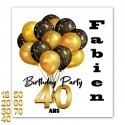 Faire-part birthday party