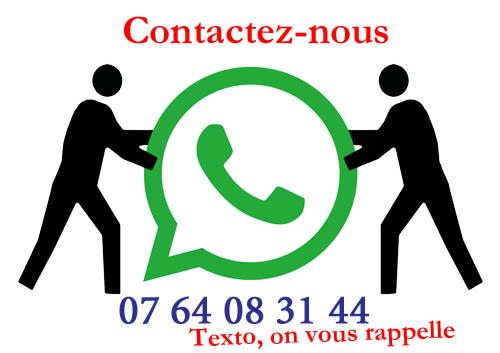 contact pour livraison et commande par téléphone