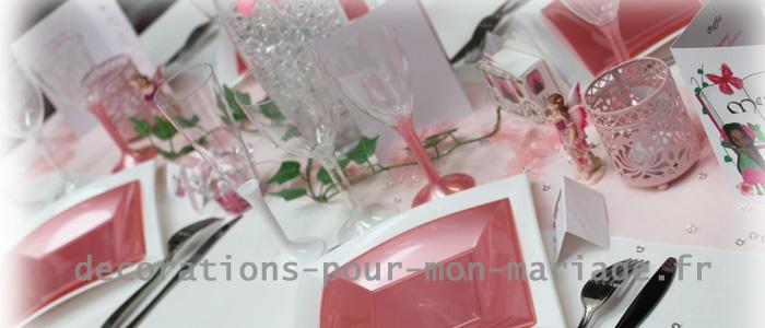 decoration bapteme princesse ange elfes