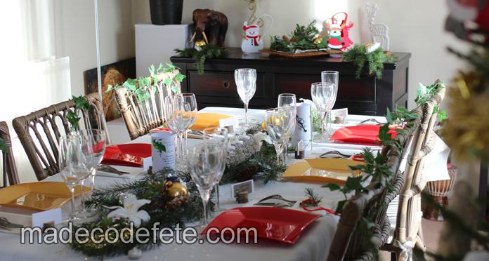 décorations table fin d année ou noêl et pour mariage blanc gris plume