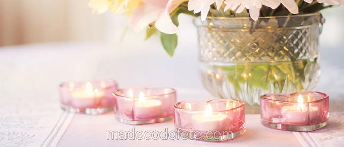decorations romantique et dentelle